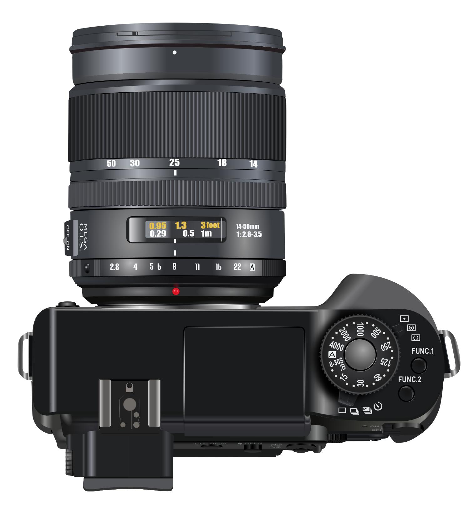 Dslr Lens PNG - 140240