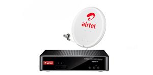 Airtel Dish Antena - Dth Antenna PNG