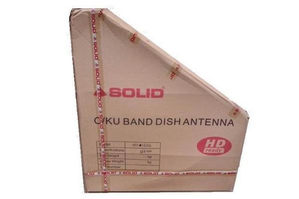 C-Band Reception 120cm Dish Antenna ( 4ft SOLID C/ku Prime Focus Satellite  ) - KyaKharide.Com - Dth Antenna PNG