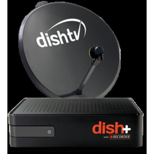 Dish Tv HD  Set Top Box with Recorder u2013 Maxi sports - Dth Antenna PNG