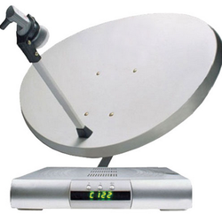 DTH Connections - Dth Antenna PNG