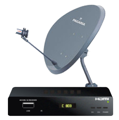 Dth Antenna PNG - 140006