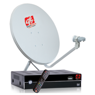 Image 1 - Dth Antenna PNG