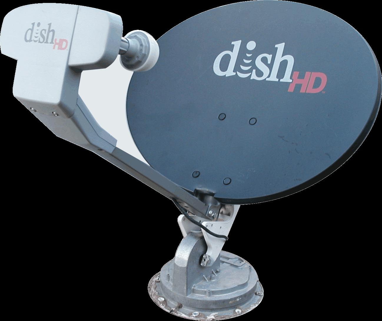 RV Dish Conversion - Dth Antenna PNG