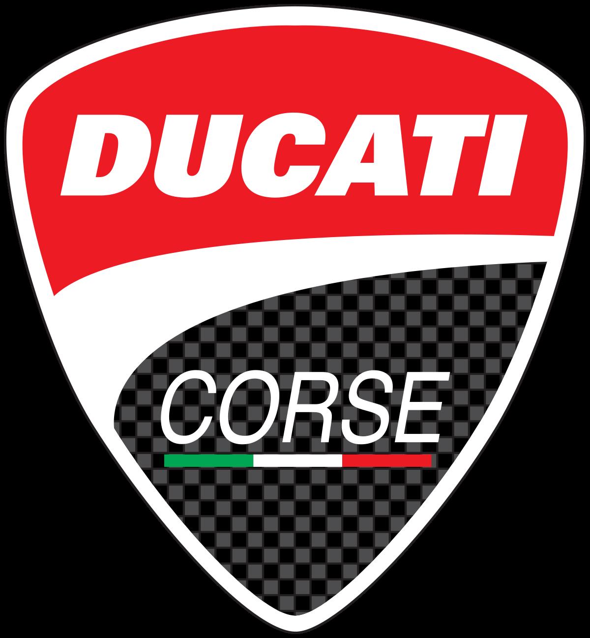 Ducati Motor Logo PNG - 109998