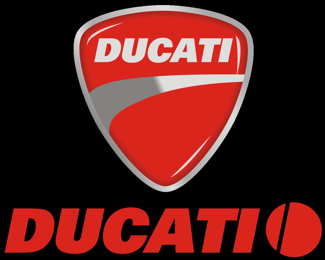 Ducati Motor Logo PNG - 109987
