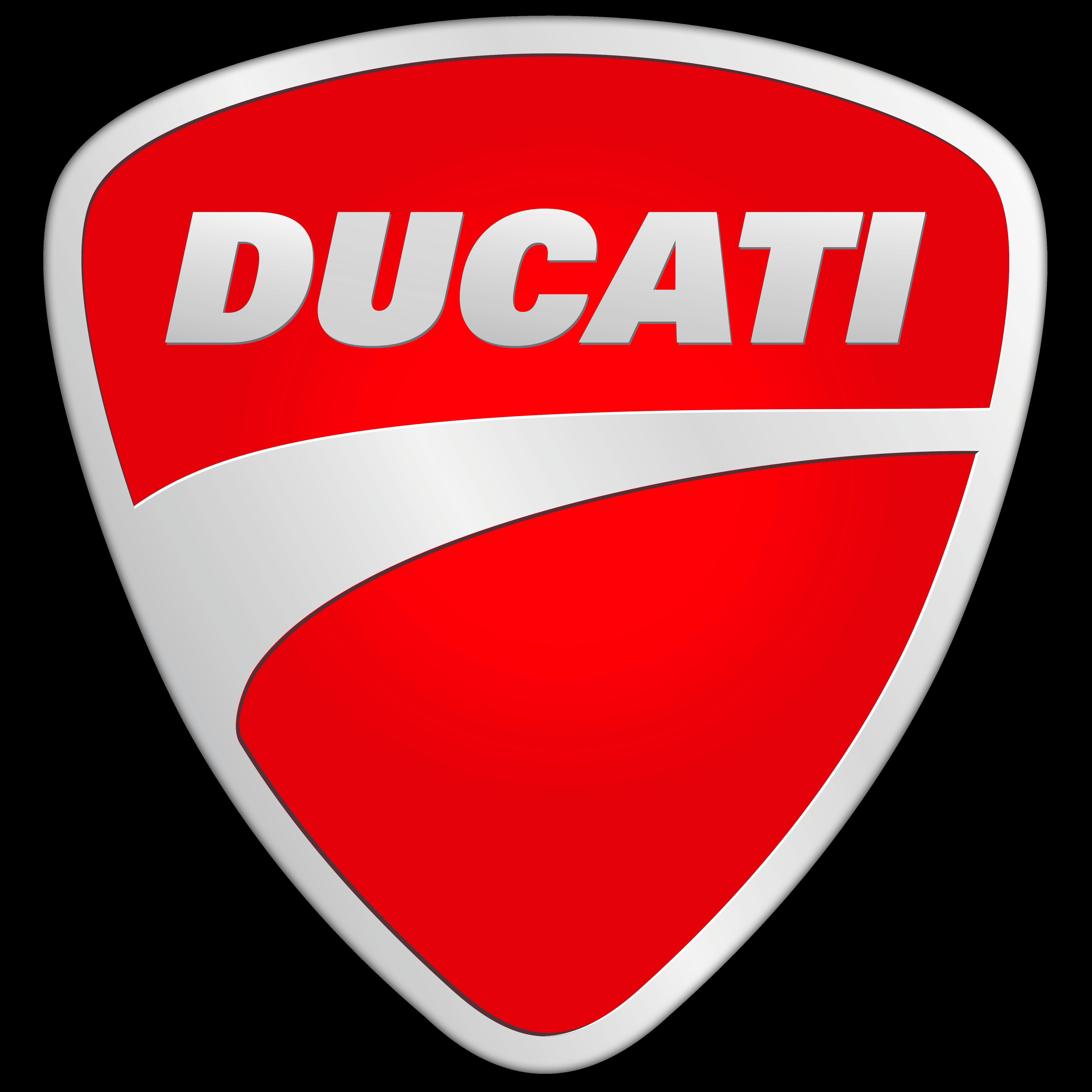 Ducati Motor Logo PNG - 109983