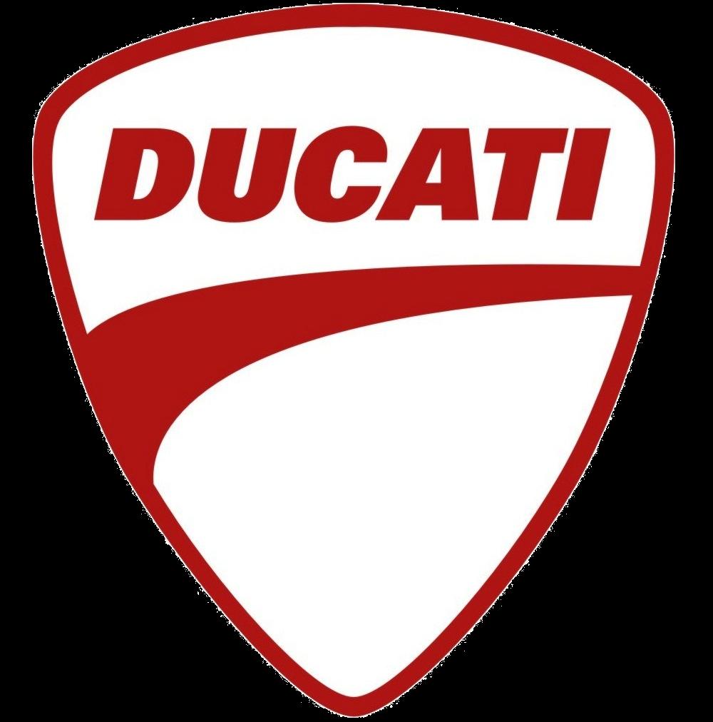 Ducati Motor Logo PNG - 109984