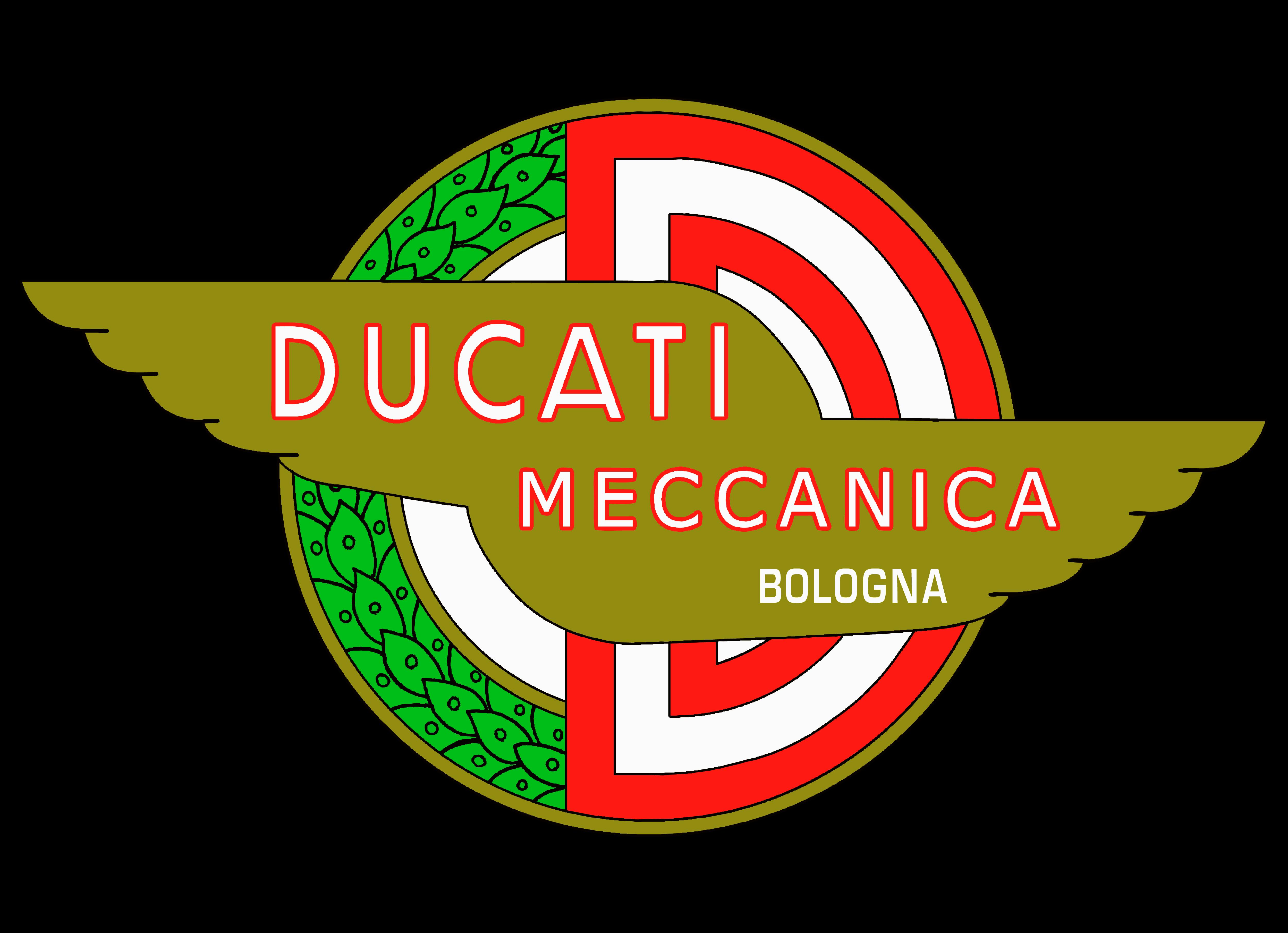 Ducati Motor Logo PNG - 109994
