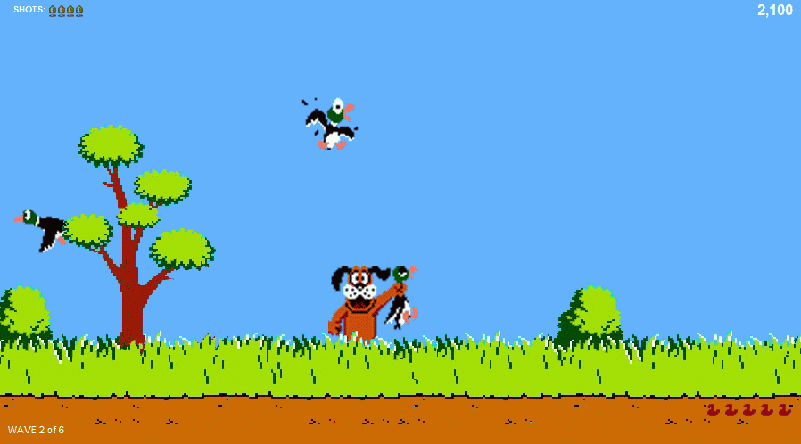 Duck Hunt #9 - Duck Hunting PNG HD
