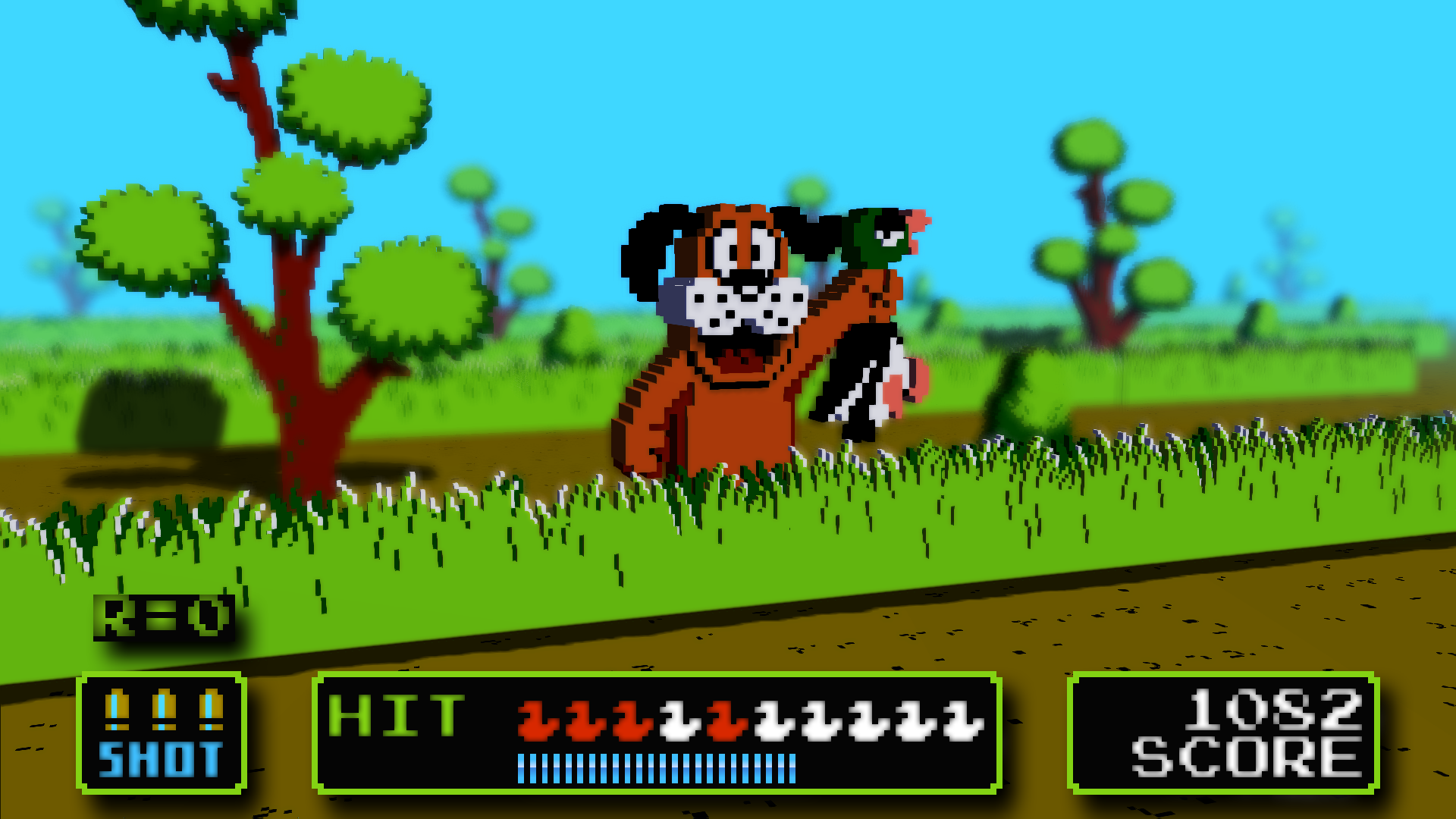 Duck Hunt in 3D [Wallpaper] - Wallpapers and art - Mine-imator forums - Duck Hunting PNG HD