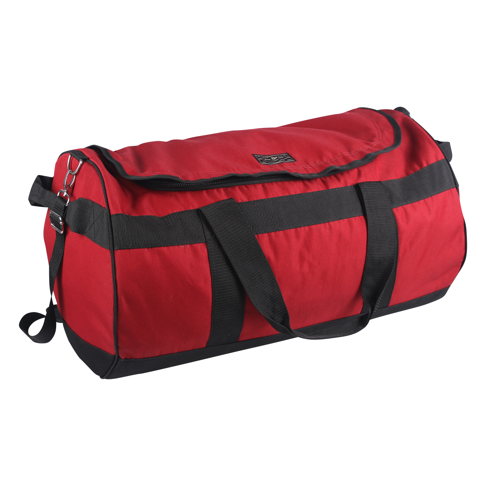 Duffle Bag - Ox Blood - Duffel Bag PNG