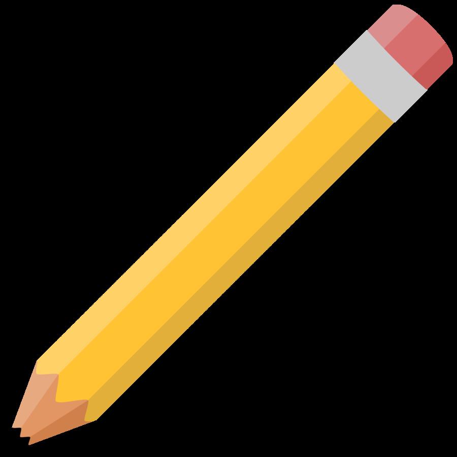 black-pencil-vector-KTnez4BEc - Dull Pencil PNG