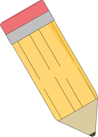 Dull Pencil - Dull Pencil PNG
