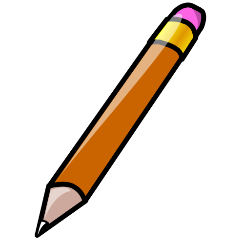 On this day in 1858, Hymen Lipman of Philadelphia patented the first pencil  to have an attached eraser. The eraser-tipped pencil is still something of  an PlusPng.com  - Dull Pencil PNG