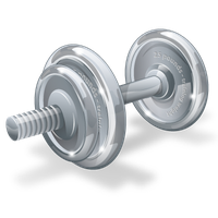 Dumbbell HD PNG - 93746