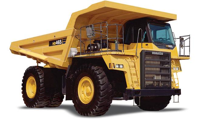 Dump Truck PNG HD - 127996