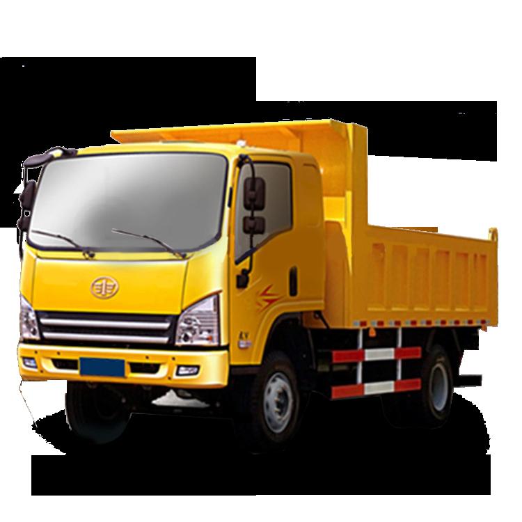 CA3075 Tiger V Tipper 4×2. - Dump Truck PNG HD