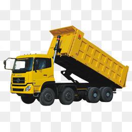Dump Truck PNG HD - 128003