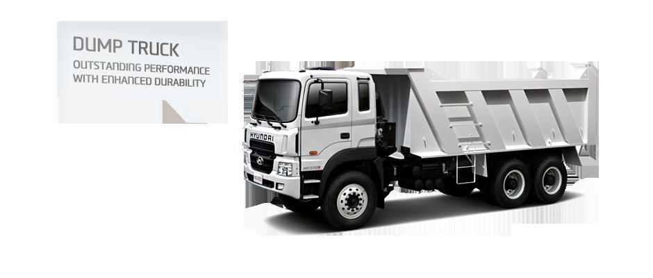 DUMP TRUCK. OUTSTANDING PERFORMANCE WITH ENHANCED DURABILITY - Dump Truck PNG HD