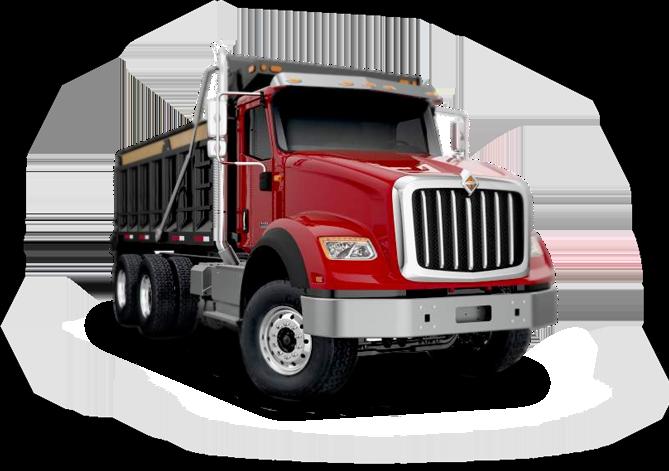 Dump Truck PNG HD - 128012