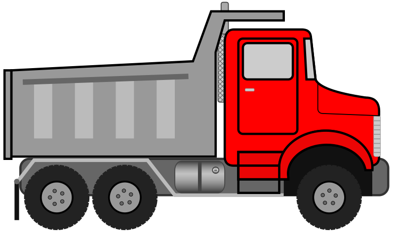 Fast Truck Clipart | Clipart library - Free Clipart Images - Dump Truck PNG HD