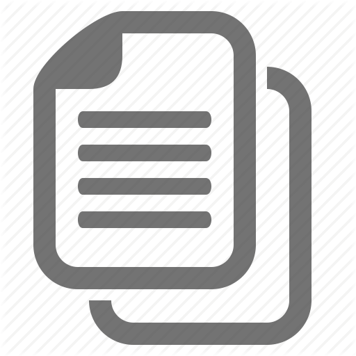 copy, data, document, duplicate, file, paperwork, paste icon - Duplicate PNG