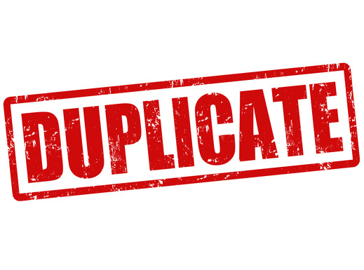 Duplicate Management from Salesforce - Duplicate PNG