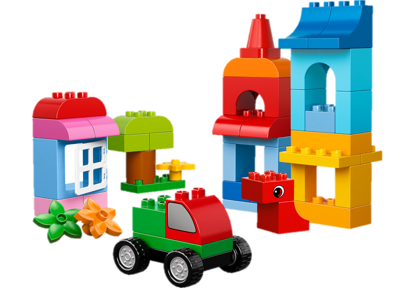 10575 LEGO® DUPLO® Creative Building Cube - Duplo PNG