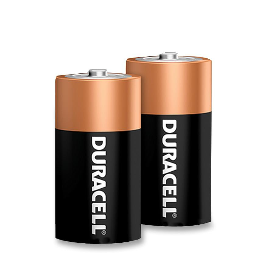 Buy DURACELL C Alkaline Batteries 1.5v LR14 MN1400 (2pk) online (Low  prices, fast shipping!) - MartJet General Merchandise - Duracell PNG