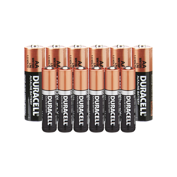Daily Steals-Bundles Of Duracell Batteries - Great value! Stock up!-Duracell - Duracell PNG