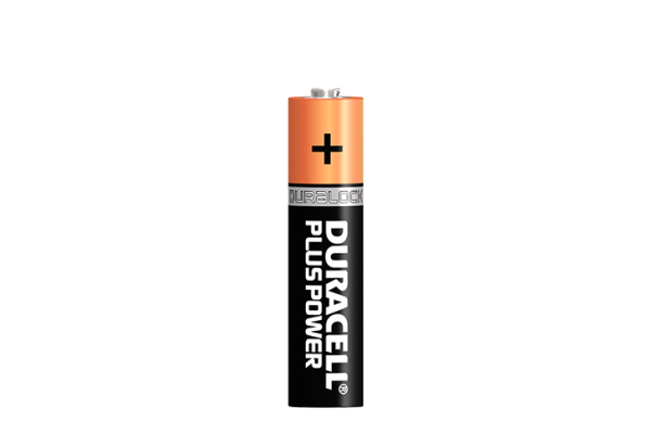 Duracell Plus Power AAA - Duracell PNG