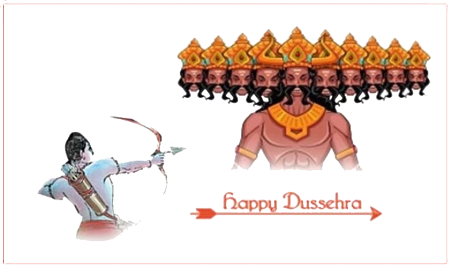 Happy Dussehra Images for Fac