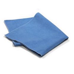 Blue Microfiber Cloth - Dust Rag PNG