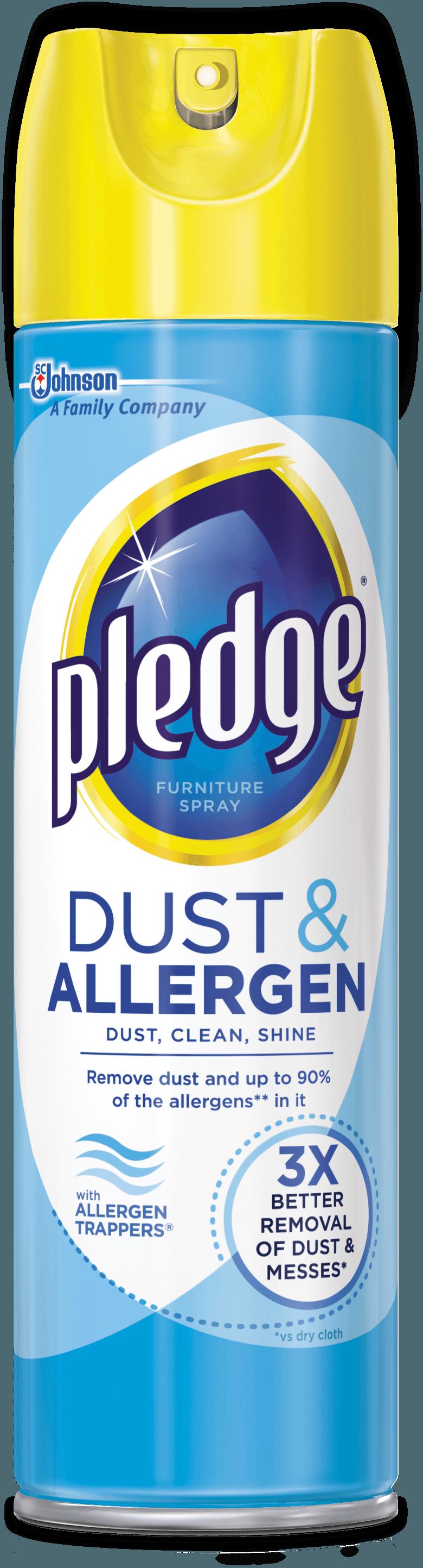 Dust u0026 Allergen Furniture Spray - Dust Rag PNG