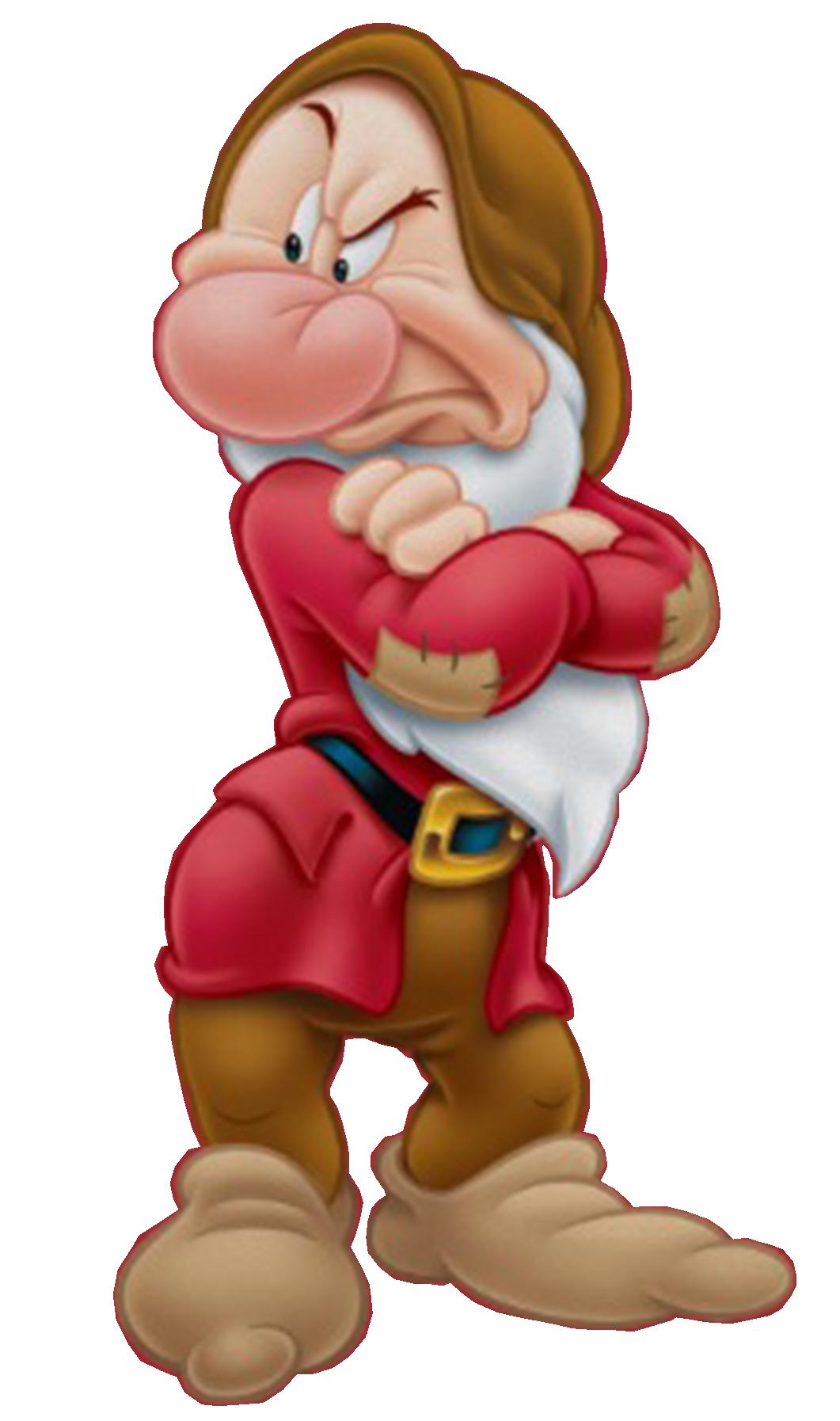 Disney Art - Dwarf HD PNG