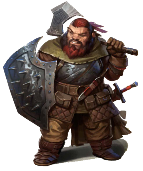 Dwarf.png - Dwarf HD PNG
