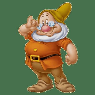 Snow White Doc Dwarf - Dwarf HD PNG
