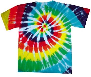 tie-dye-shirt-screenshot-1 PlusPng.com  - Dye PNG