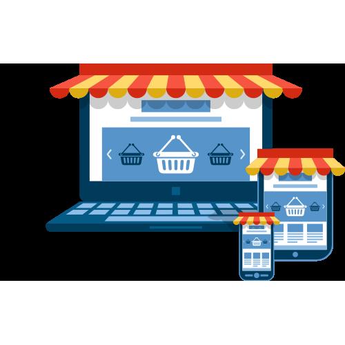 E Commerce PNG - 107629
