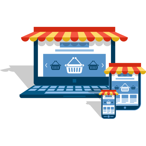 E Commerce PNG-PlusPNG.com-500 - E Commerce PNG