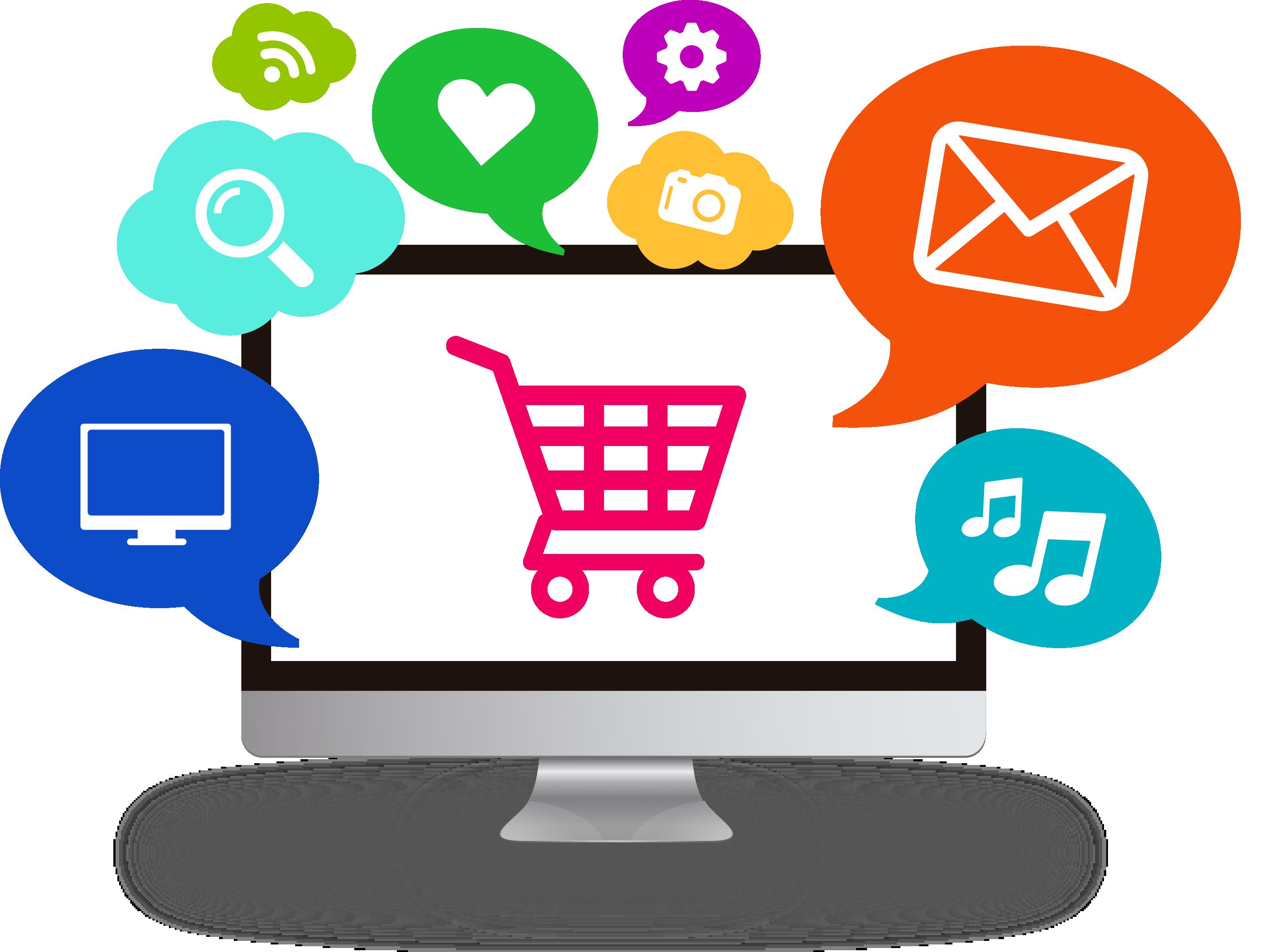 E Commerce PNG - 107636