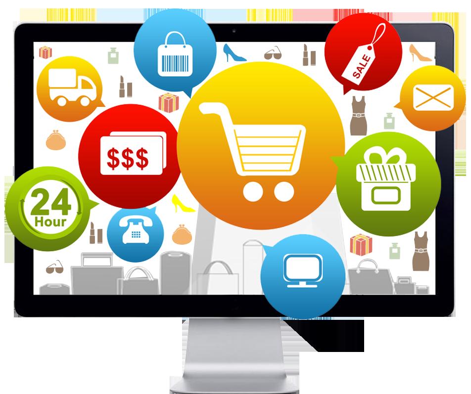 E Commerce PNG - 107628