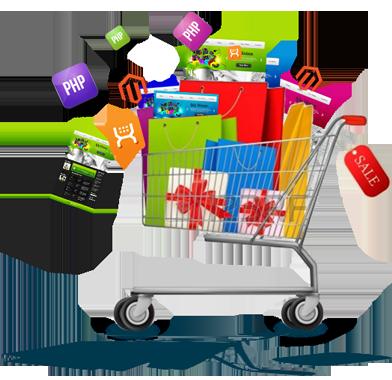 E Commerce PNG - 107635