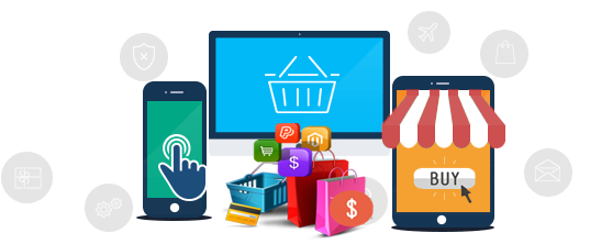 E Commerce PNG - 107634