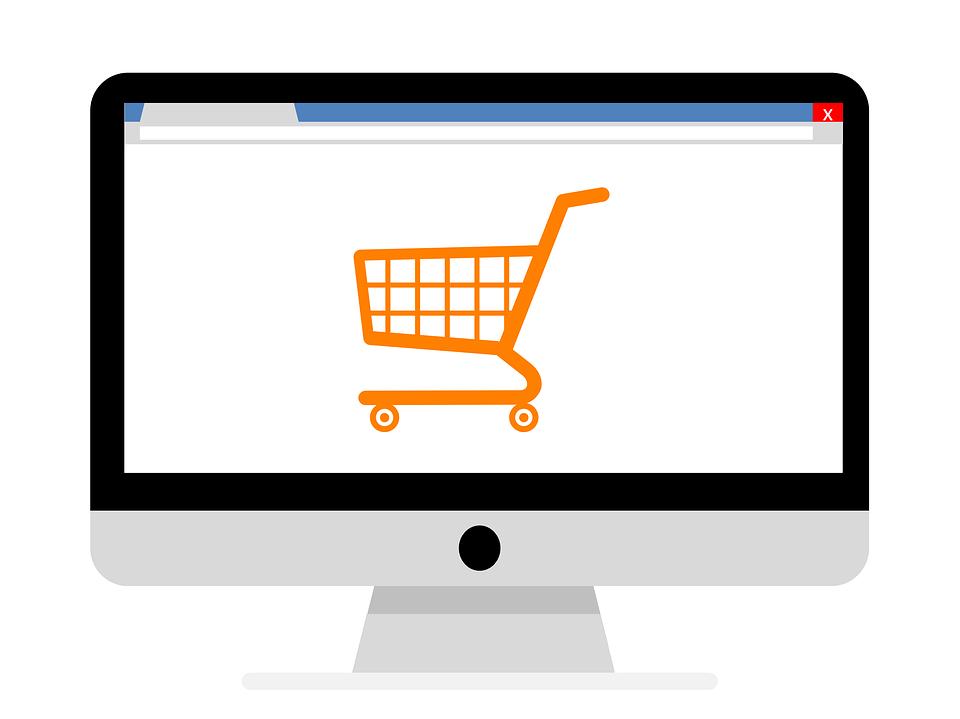 Ecommerce, Online Shopping, E-Commerce, Shopping Online - E Commerce PNG
