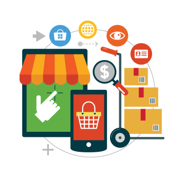 Ecommerce Solutions - E Commerce PNG