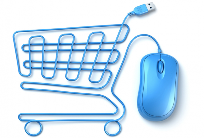 Introduction to Ecommerce. Winkelwagenmuis.png - E Commerce PNG