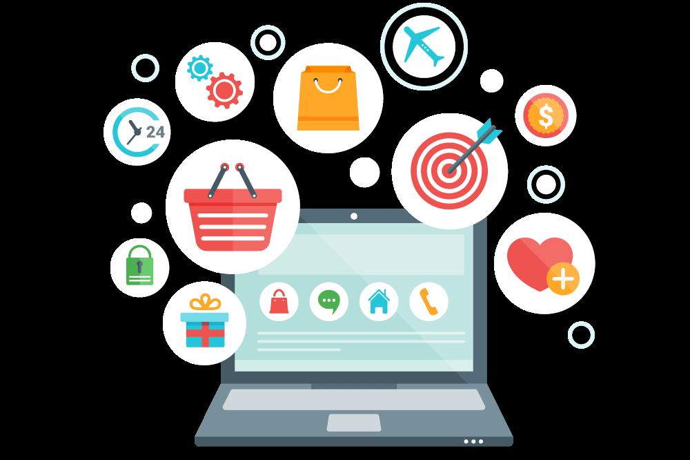 E Commerce PNG - 107633