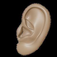 Ear PNG - 6716